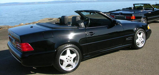 for sale 2000 mercedes benz sl500 sport oursl com