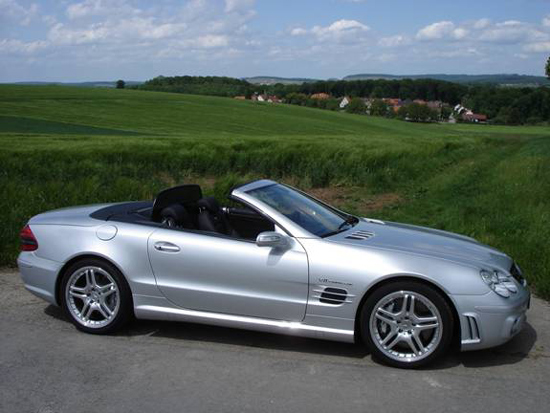 Image gallery 2007 sl500 for 2007 mercedes benz sl500